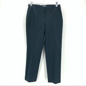 J. Jill 2 Petite Cropped Blue Pants Stretch NWT